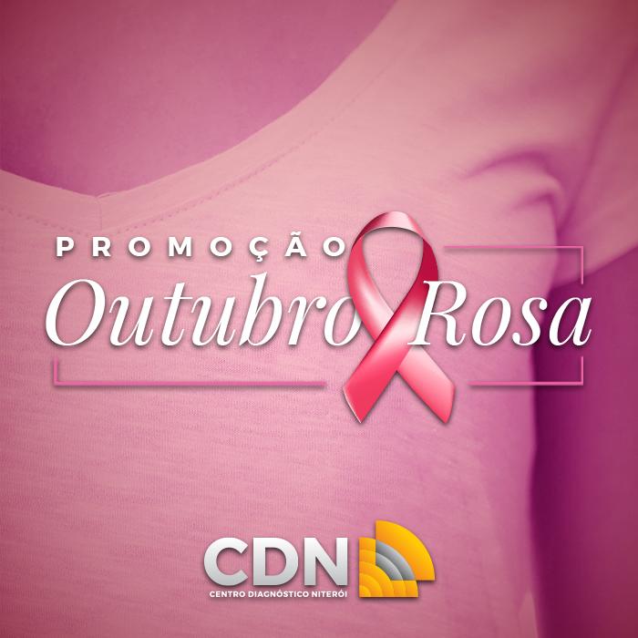 Promoção Outubro Rosa