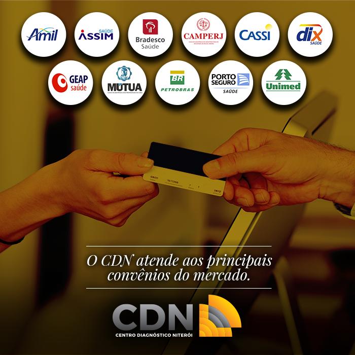Novos Convênios no CDN